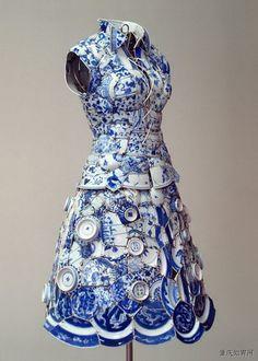 Porcelain Dress