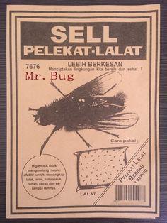 10pcs Mr Bug Fly Glue Trap Board, Fly Killer Sticker Home Pest Control,Housefly Flies Moths Lizard Drosophila cockroach reject