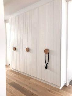 Wardrobe Door Designs, Wardrobe Doors, Built In Wardrobe, Bedroom Cupboard Doors, Built In Cupboards Bedroom, Beach House Bedroom, Wardrobe Handles, Built In Furniture, Building For Kids