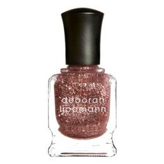 Deborah Lippmann Some Enchanted Evening (15ml) ($23) ❤ liked on Polyvore featuring beauty products, nail care, nail polish, deborah lippmann nail color, deborah lippmann, shiny nail polish and deborah lippmann nail polish
