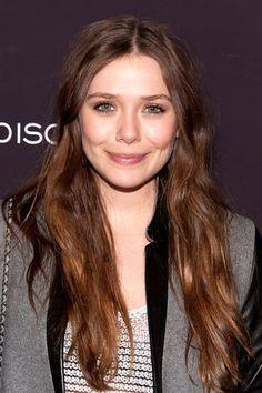 """Elizabeth Olsen. I call her the """"alternative"""" Olsen sister, and she's absolutely amazing"""