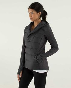 Fluff Off Pullover - want it, but not for $158. I'm sorry Lulu, you're stuff is not ALL THAT!