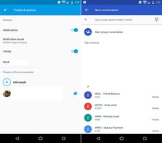 Android Messages : la nouvelle version simplifie les conversations de groupe - http://www.frandroid.com/android/applications/424288_android-messages-la-nouvelle-version-simplifie-les-conversations-de-groupe  #Android, #ApplicationsAndroid