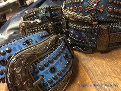 NEW Laguna Beach Jean Co. Swarovski Crystal Belts ⚜ www.lagunabeachjc.com #rocktheoclifestyle