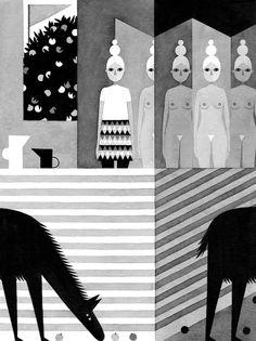 Good Witch's House | Eleni Kalorkoti