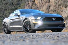 With a full day behind the wheel of the 2018 Mustang we're ready to visit the dealer to order one and so will you. When Ford offers us the keys to a fleet of 2018 Mustangs, who are we to say no? Mustang 2018, New Mustang, Mustang Cars, Ford Mustangs, Pontiac Gto, Chevrolet Camaro, 1966 Chevelle, Ford Lincoln Mercury, Street Racing