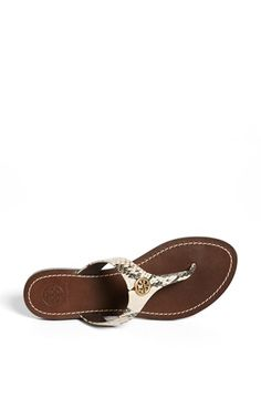 23cea66fbe9 Tory Burch  Cameron  Thong Sandal