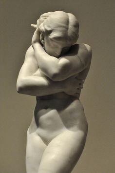 Auguste Rodin | Eve After The Fall