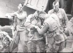D-Day: Paratrooper Mohawks, 1944