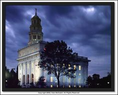 """Nauvoo IL LDS Temple  - MormonFavorites.com  """"I cannot believe how many LDS resources I found... It's about time someone thought of this!""""   - MormonFavorites.com"""