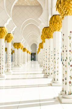 The Grand Mosque, Abu Dhabi
