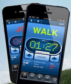 8 Running Apps to Help You Train for Your Next Race... Whether you're training for your first 5K or your ninth marathon, these awesome apps will help motivate you through every mile. So by the time race day rolls around, you'll cross the finish line faster (and happier) than you ever thought possible. Read on to decide which app is best for your goal and fitness level!