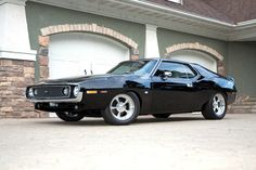 1973 AMC Javelin/AMX - Other & Cars Background Wallpapers on ...