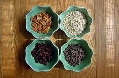 Cherry Pecan Oatmeal Chocolate Chip Cookies via @Aimee Seavey