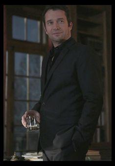 James Purefoy! Best looking serial killer on TV
