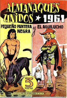 El Aguilucho, Almanaques Unidos 1961