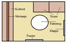mobiler h hnerstall. Black Bedroom Furniture Sets. Home Design Ideas
