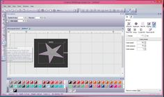 Tool Options in Artistic Software Version 7.1