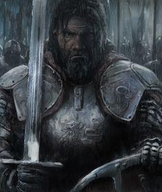Battle Ahead, by Rasmus Berggreen.