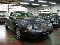 2007 Jaguar S-Type 3L Luxury (MY2008) - Lou Guthry Motors