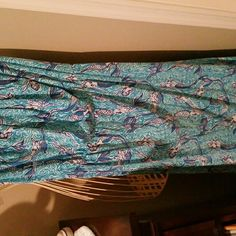 Lilly pulitzer marlisa maxi nice tail EUC beautiful perfect summer beach dress ? Lilly Pulitzer Dresses Maxi