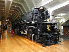 C & O Steam Engine, Henry Ford Museum, Dearborn, MI. The Henry Ford Museum is amazing State Of Michigan, Detroit Michigan, Henry Ford Museum, Milwaukee Road, Train Truck, The Virginian, Local History, Great Lakes, Blue Ridge