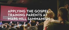 Mars Hill Sammamish recently did a parents training day with Pastor Alex Ghioni and Deacon Deborah Rowe. We've got the audio for you so you can listen to what they had to say about discipling your children.