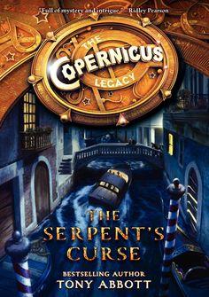 The Copernicus Legacy: The Serpent's Curse: Tony Abbott, Bill Perkins: 9780062194466: Amazon.com Kids' Books