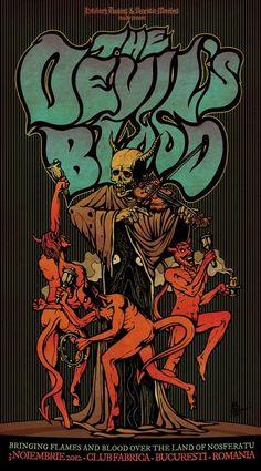 the devil's blood   Tumblr