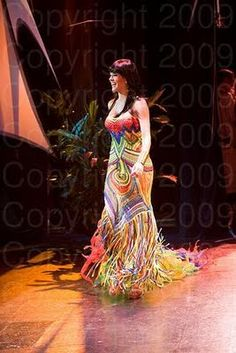 Colombia Miss Universe 2009 National Costumes