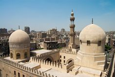 Oldest Mosque In Egypt | Nathan Schmidt | Flickr