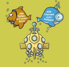 Auswahl-Fische