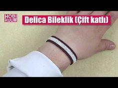 Delica Bileklik (Çift katlı) - YouTube