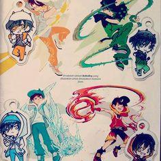 Boboiboy Anime, Anime Kiss, Anime Art, My Childhood Friend, Boboiboy Galaxy, Super Hero Costumes, Cartoon Movies, Tokyo Ghoul, Kittens Cutest