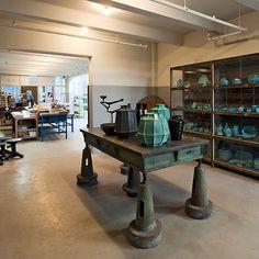 Piet Hein Eek's studio