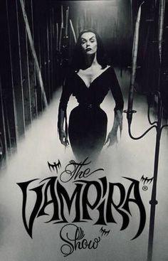 """""""The Vampira Show"""""""