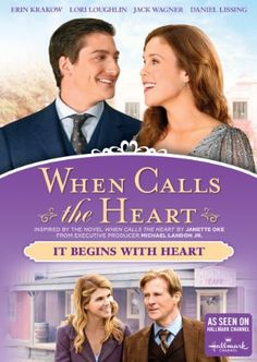I received the When Calls the Heart - It Begins With the Heart DVD from Elliott with Edify Media, Inc. I absolutely love all of the WCTH shows! I so wish...