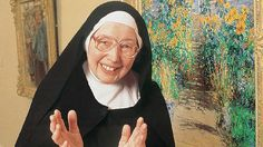 Sister Wendy, the woman who brought us one of the most awesome public television shows of all time. If you're not familiar with her, Sister ...
