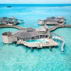 Soneva Jani Noonu Atoll, Malediven - Hotels, Resorts and Spas - Holiday events Vacation Places, Vacation Destinations, Dream Vacations, Vacation Spots, Greece Vacation, Beach Vacations, Holiday Destinations, Maldives Travel, Maldives Honeymoon