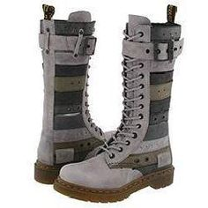 Dr. Martens Belt Boot. I have these, and always forget how awesome they would be for that post-apocalyptic look.
