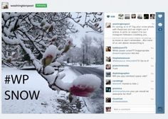 this is the washington post attempting instagram.