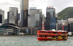 Star Ferry - Kowloon, Hong Kong.