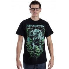 Heaven Shall Burn - Wolfman - T-Shirt Merch Store - Impericon.com UK