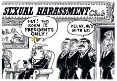 Harassment Club