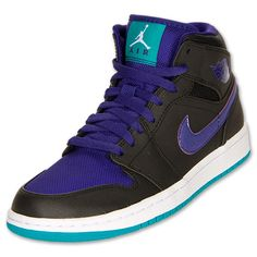 Basket Nike Air Jordan 1 Mid Ref. 554724-015