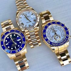 Get your now Rolex 👑 💯% Authentic ~ ~✅Buy-Sell-Trade~ ~WhatsApp 🎬 Fine Watches, Cool Watches, Rolex Watches, Diamond Watches, Rolex Daytona Gold, Gold Rolex, Stylish Watches, Luxury Watches For Men, Swiss Army Watches