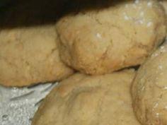 Κουραμπιέδες του Άκη συνταγή από nanat - Cookpad Bread, Food, Brot, Essen, Baking, Meals, Breads, Buns, Yemek