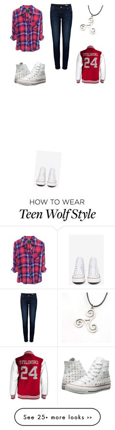 """""""stiles and/or Scott inspired outfit."""" by cambamm07 on Polyvore"""
