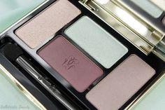 Guerlain Les Tendres 503 Écrin 4 Couleurs Colors Quad Eyeshadow Palette in studio lighting