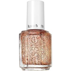 essie metallics nail color, tassel shaker 0.46 oz (14 ml) ($8.50) ❤ liked on Polyvore featuring beauty products, nail care, nail polish, nails, glitter, makeup, essie, essie nail color and essie nail polish